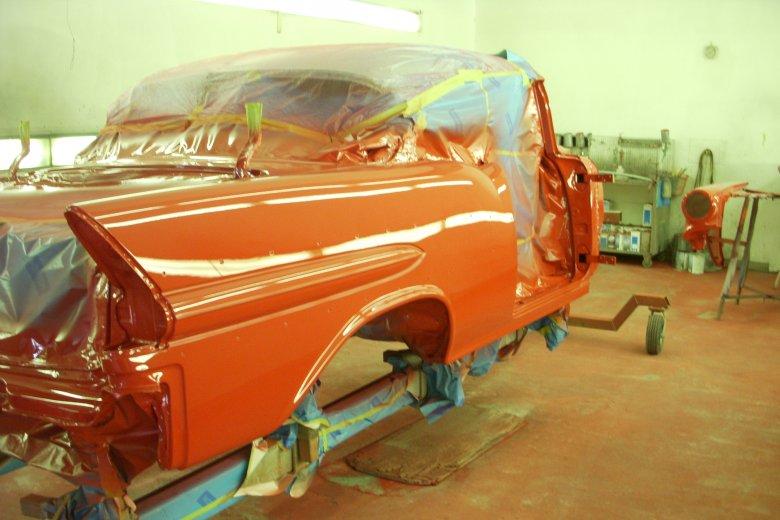 Upholstery Repair  Car Restoration