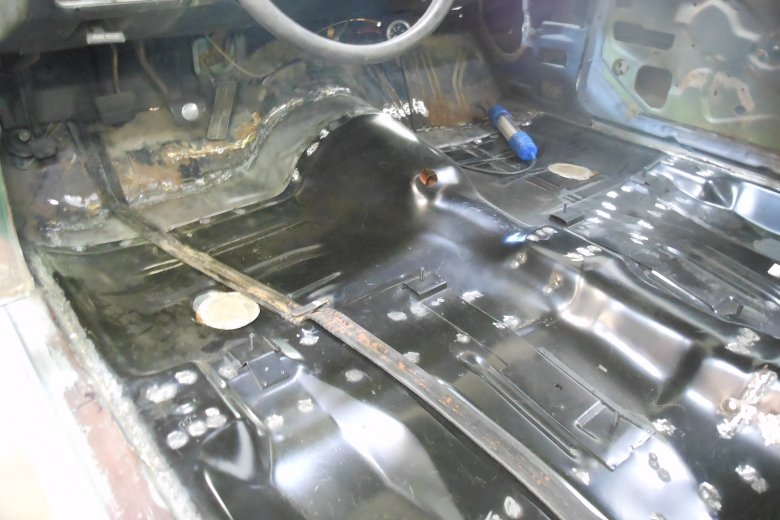 Chevelle Floor Welded