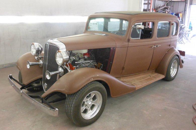Upholstery repair car restoration sioux falls south for 1933 chevy 2 door sedan